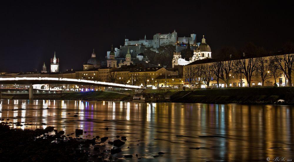 Salzburg @Night