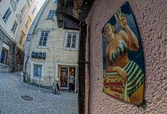 Salzburg - original Budweiser