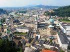 Salzburg von der Salzburg