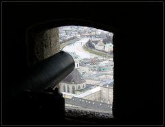 Salzburg - von oben gesehen...