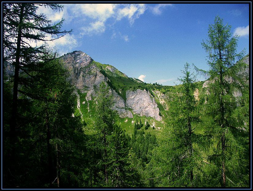 Salzburger Land - Schober 1990 m