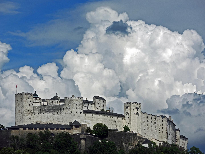 Salzburger Wolkengebirge