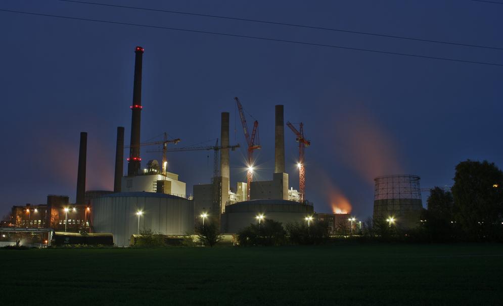 Salzgitter AG / Bau eines neuen Kraftwerks