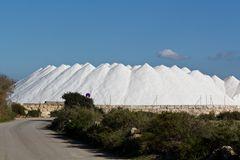 Salzhalden der Salinas de Llevant 2