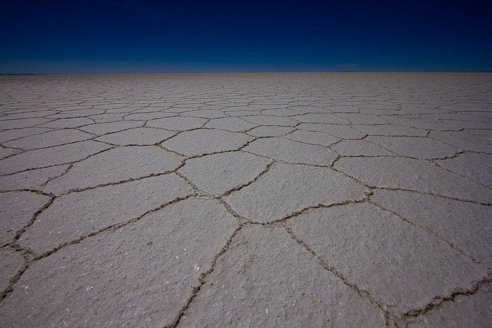 Salzkruste