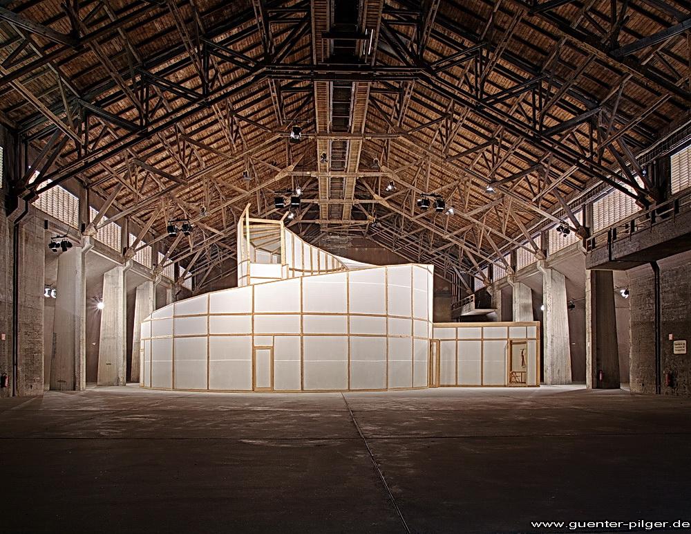 Salzlager - Der Palast der Projekte