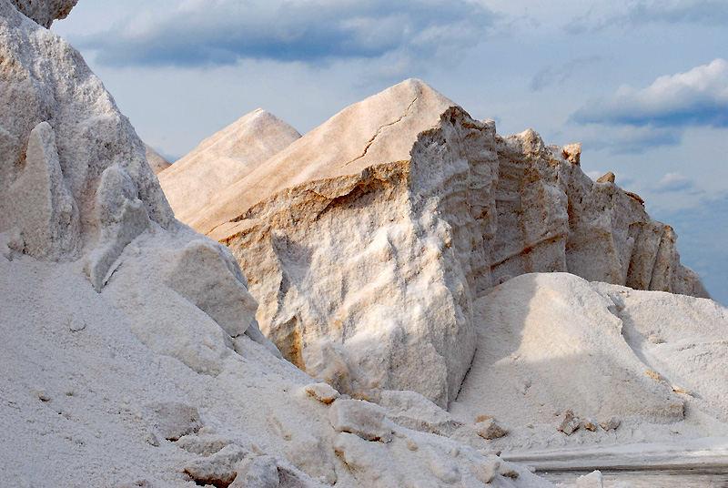 Salzlandschaft