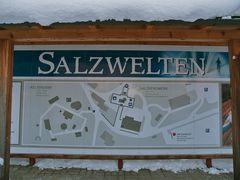 Salzwelten Plan