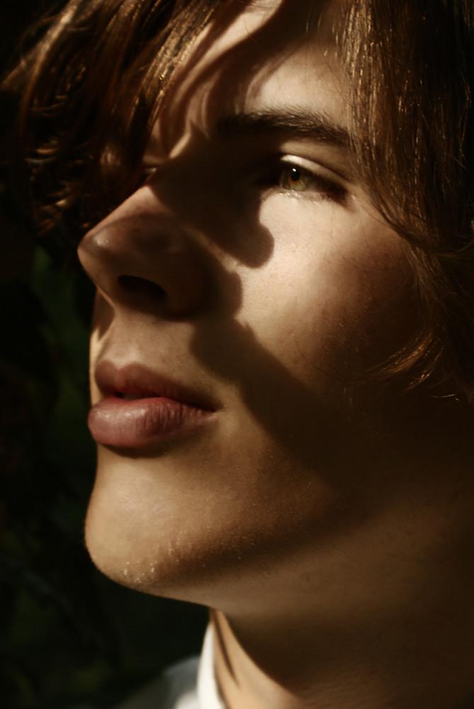 Sam and soft sun