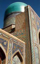 Samarkand - eine der ältesten Städte der Welt