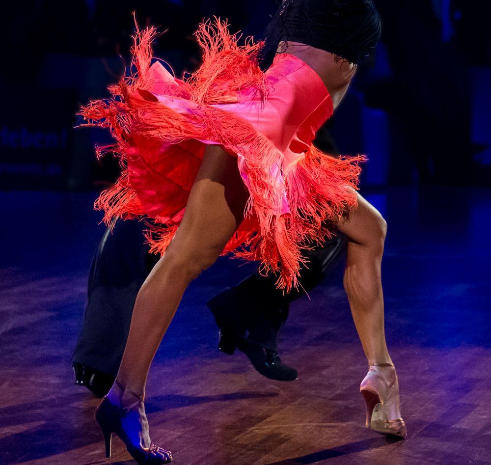 Samba-Beine