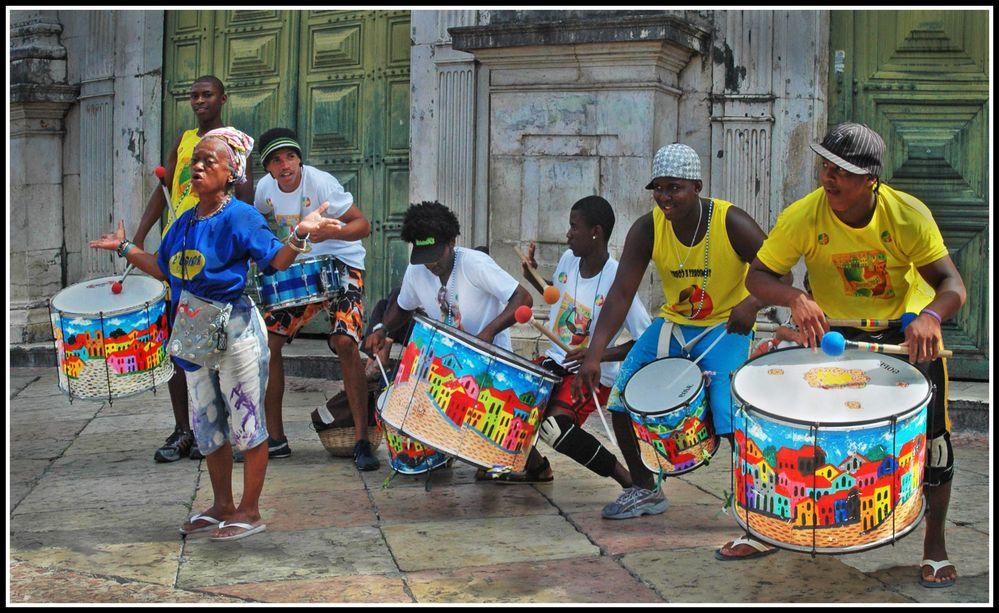Samba en Bahia