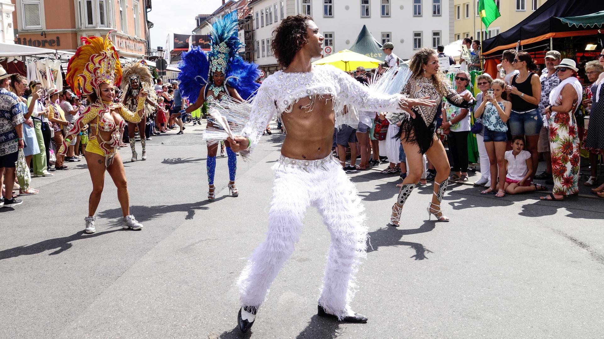 Samba Festival Coburg 2018 Foto & Bild | samba coburg