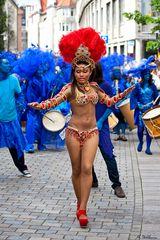 Samba in Bielefeld...