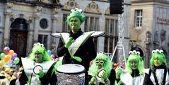 Samba Karneval in Bremen