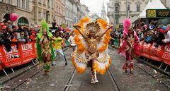 Sambatänzerinnen in Graz!