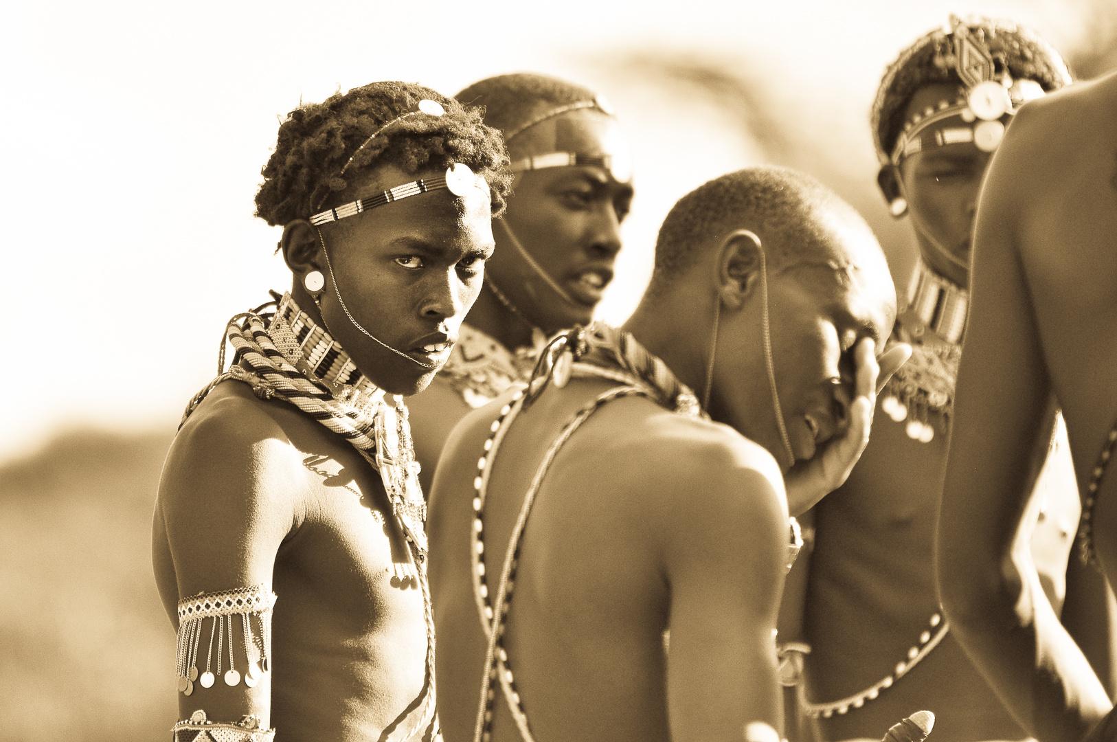 Samburu Krieger