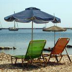 Samos - am Strand
