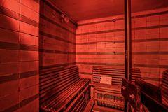 Samstag im alten Stadtbad - Sauna