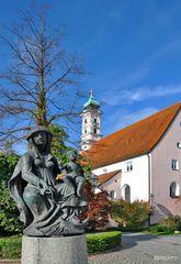 Samstagnachmittag in Aichach, Bayern II