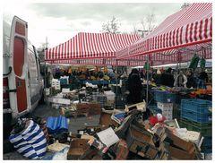 Samstags ist Markttag