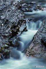 Samtiges Wasser (HDR)