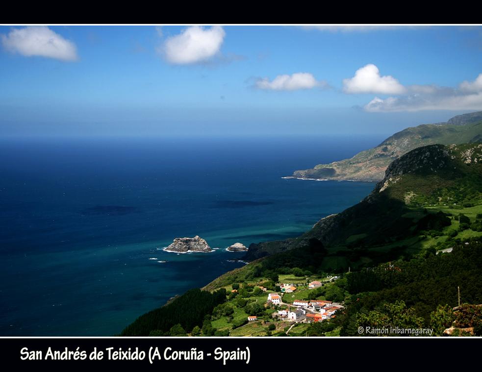 San Andrés de Teixido (A Coruña - Galicia) Spain