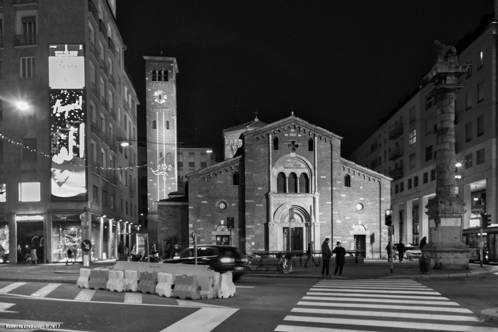 San Babila, Milano