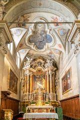 San Benedetto Kirche in Limone