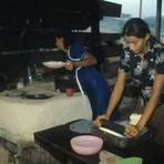 San Carlos - Küche