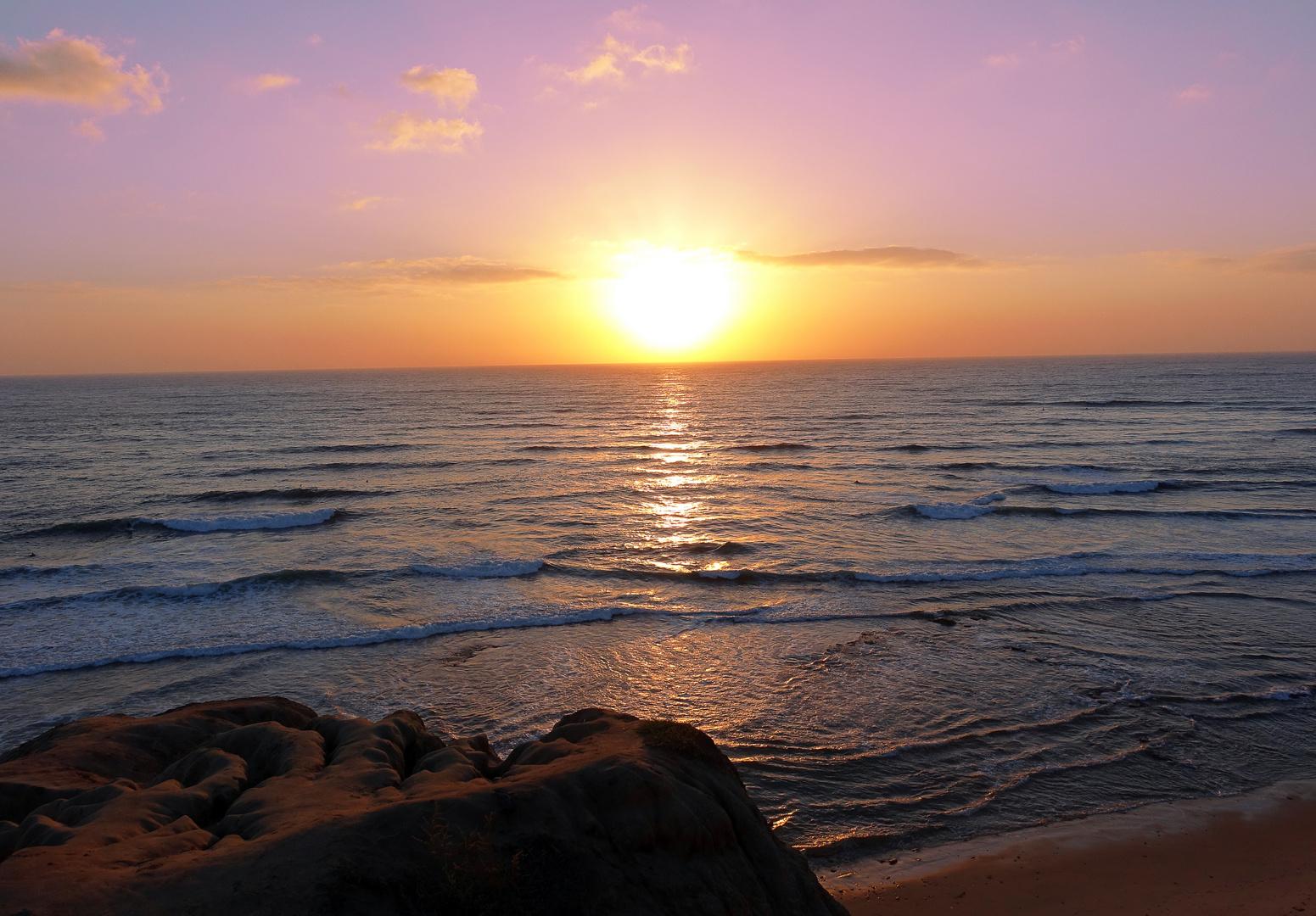 San Diego Sunset Cliffs'16