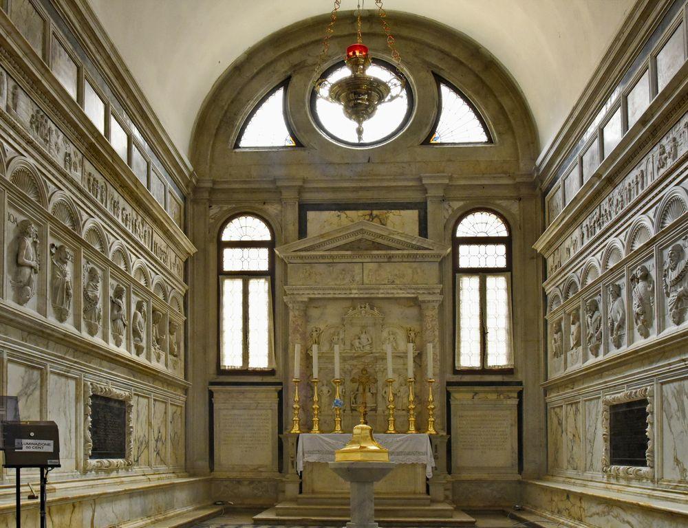 San Francesco della Vigna in Castello - Venezia .-