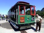 San Francisco Cable Car Operator