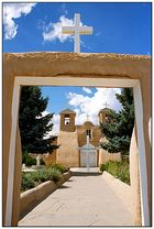 San Francisco de Asis - Taos, New Mexico; USA