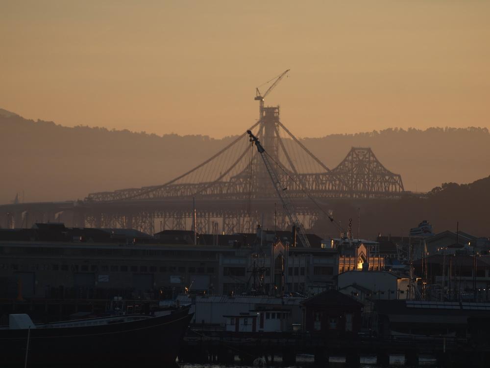 San Francisco erwacht