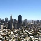 San Francisco from Coit Tower