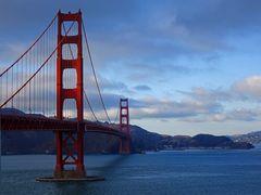 San Francisco, Golden Gate Bridge'16