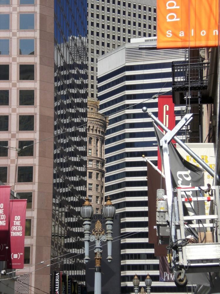 San Francisco - Nähe Union Square/Market 2