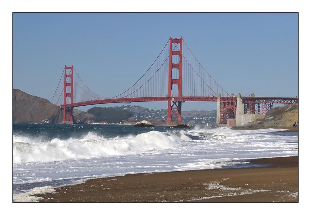 San Francisco Postkarte