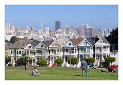 San Francisco Postkarte.