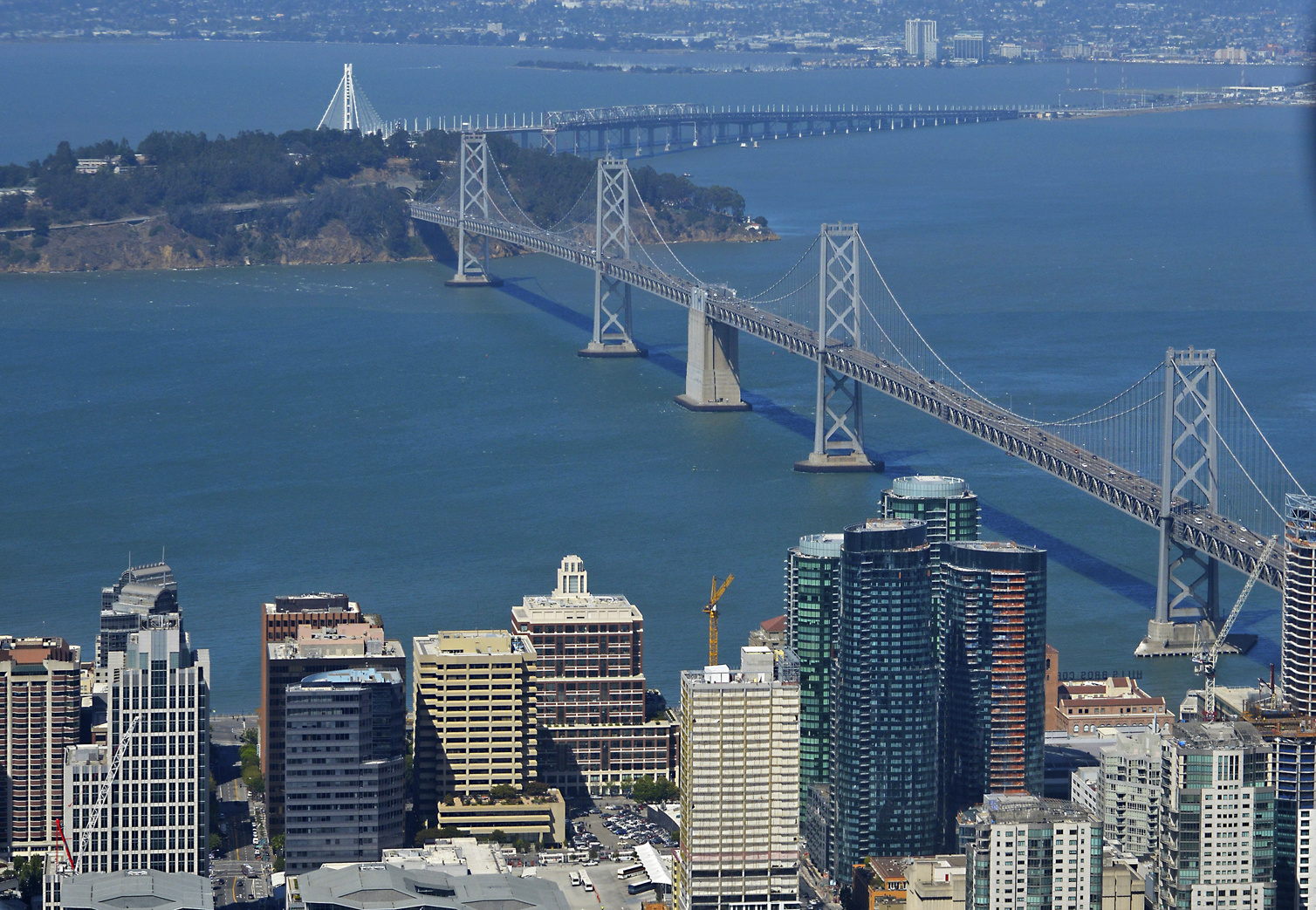 San Francisco–Oakland Bay Bridge
