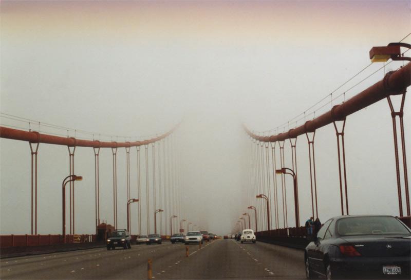 San Francisco's Fog