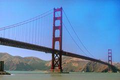 San Franzisco Golden Gate Brücke 1