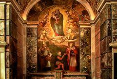 San Giacomo In Augusta Church  -  Prachtkirchen  - Roma -