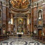 San Giacomo In Augusta Church, Rome