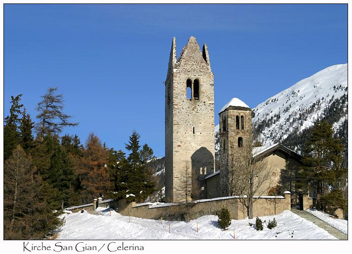 San Gian / Celerina