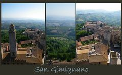 San Gimignano....