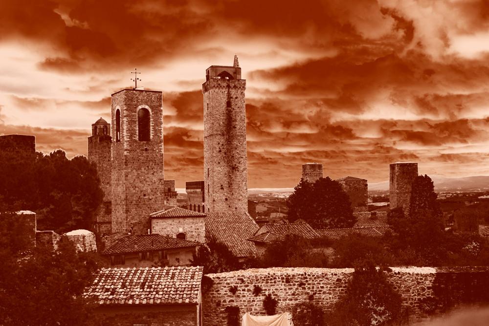 San Gimignano Experiment