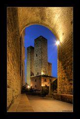 San Gimignano - Manhattan des Mittelalters