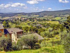 San Gimignano - Toscane